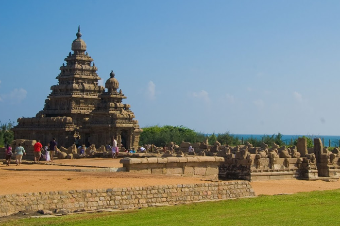 A visitor's guide to The Monolithic temples of Mahabalipuram