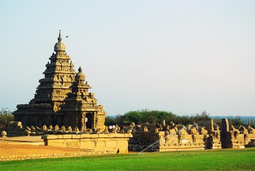 A Short Tourist Guide to Mahabalipuram