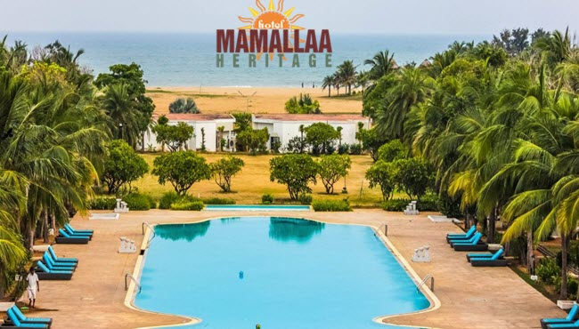 Why Do People Love to Visit Beach Resorts at Mahabalipuram?