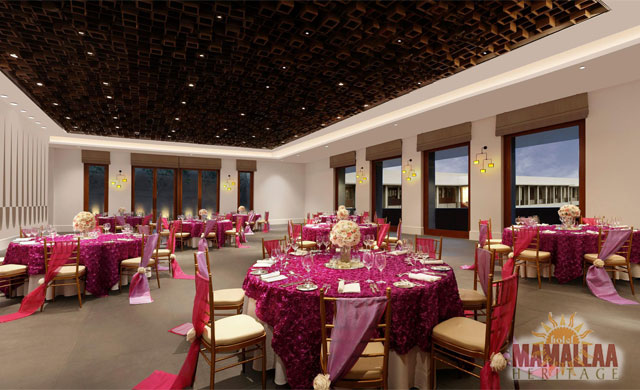 How To Choose The Perfect Banquet Hall In ECR For A Corporate Event?