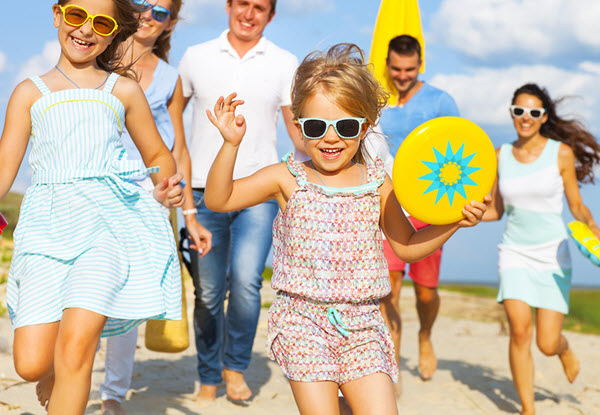 Top 10 Tips To Survive A Beach Vacation With Toddlers